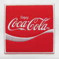 Coca-Cola★CC-E3★コカ・コーラ ワッペン★EMBLEM☆Enjoy Coca-Cola /コカ・コーラ
