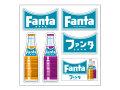 Fanta☆F-S5☆ファンタ☆Fanta Sticker ファンタミニステッカーバリューセット ファンタオレンジ ファンタグレープ