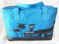 トレーダー・ジョーズ クーラーバッグ ファスナー 保冷バッグ エコバッグ ブルー ★ Trader Joe's Canvas Cooler Bag ECOBAG CoolingBag Blue [並行輸入品]