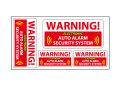 PS-V6★貼るだけでアメリカン!アメリカンなパブリックサインのバリューステッカー★シール 警告 注意 危険 一般