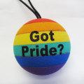 Rainbow Got Pride? レインボー★アンテナマスコット☆アンテナトッパー☆アンテナボール