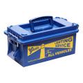 使い方は自由な樹脂製アーモボックス 弾丸ケース U.S.AMMO BOX BL PACIFIC POWER アメリカンスタイル アーモボックス 収納 工具箱 ストックボックス 弾丸ケース アメリカ 積み重ね可能