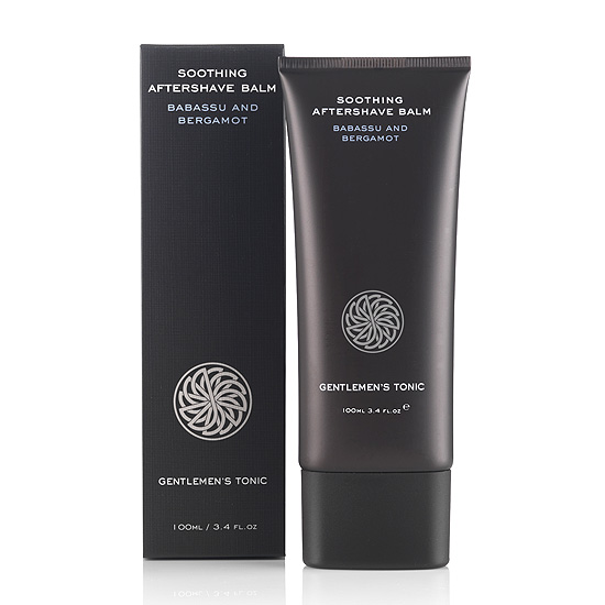 Gentlemen's Tonic Aftershave Balm アフターシェーブバーム ジェントルマンズトニック
