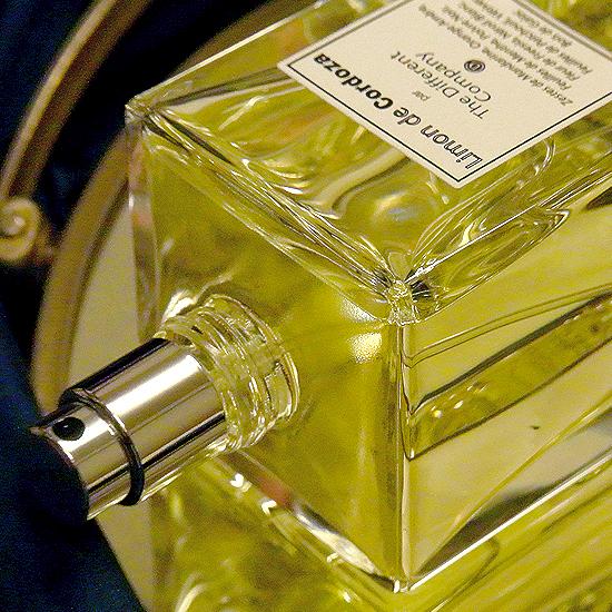 The Different Company L'Esprit Cologne ザ・ディファレントカンパニー レスプリ コロン リモン コルドーザ