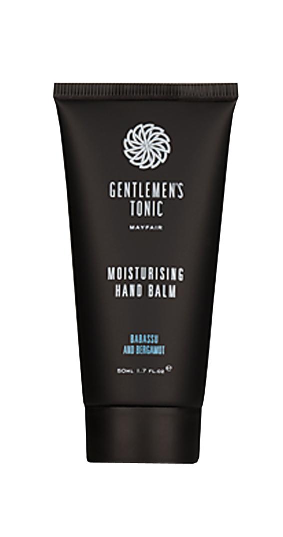 Gentlemen's Tonic モイスチャライジングハンドバーム