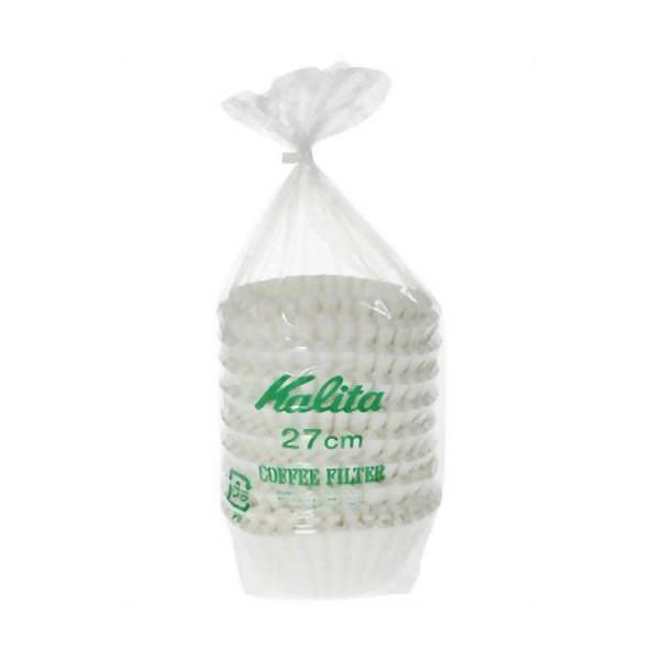 コーヒーフィルター カリタ業務用立て濾紙27cm1袋250枚入
