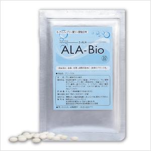 【ALA(5-アミノレブリン酸リン酸塩)】 ALA-Bio(アラ・バイオ)30粒