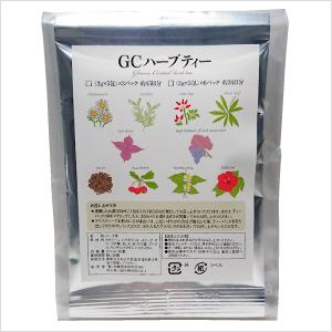 GCハーブティー 栄養医学研究所開発 糖化ケアハーブティー (2g×5包)×3パック
