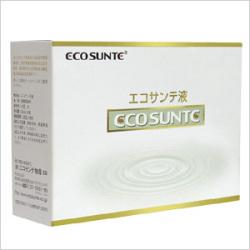 【ES大豆発酵生産物】 エコサンテ液 20cc×4本 短鎖脂肪酸