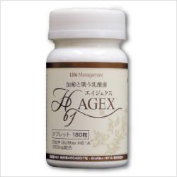 H61株乳酸菌(AGEX・エイジェクス) 【加齢と戦うH61株乳酸菌】