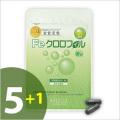 【栄養機能食品(鉄)】 FEクロロフィル 30カプセル 5袋セット 《+1袋進呈!》特価