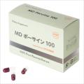 【ドクター監修プラセンタサプリ】MD ポーサイン100 (100粒 1ヵ月分)