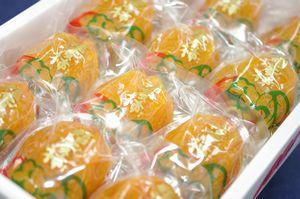 福蜜柿あんぽ柿 富山県産をお歳暮干し柿に。三社柿(さんじゃがき)化粧箱 約12個入