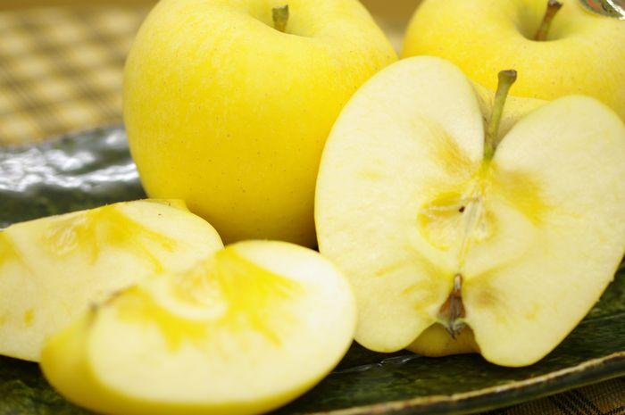 青森県はるかりんご販売 こだわり篤農家 御歳暮林檎 中箱 約7玉~約9玉
