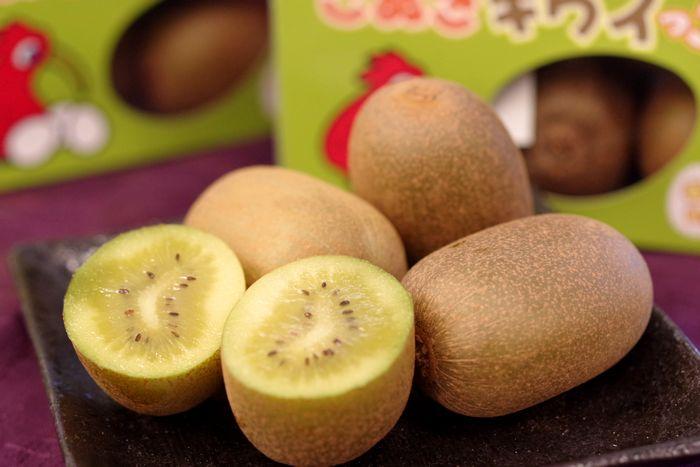 さぬきキウイっこキウイフルーツ販売 香川県産 通販お取り寄せ 約7玉~約15玉×5箱