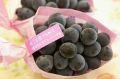ナガノパープル葡萄通販 長野県産。種なし皮ごと食べられるぶどうを販売取寄。1房 約500g
