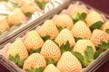 淡雪いちごお歳暮販売 白苺あわゆき通販お取り寄せ 約8粒~約15粒×2パック入 熊本・他産地★お届けは12月中頃より★