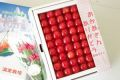 母の日さくらんぼギフト取寄販売 山形佐藤錦をプレゼントに。カーネーション付き。化粧箱500g