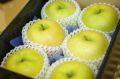 トキりんご通販 奇跡の出会いで誕生した青りんごを販売取寄。小箱 約5玉~約6玉 青森・長野・他産地