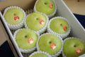 なつひめ梨 インパクト世紀通信販売 鳥取県の青梨を販売取寄。 中箱 約7玉~約9玉 糖度11・5度