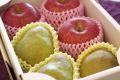 ラフランス3玉&サンふじりんご3玉 お歳暮冬ギフトに