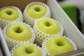 シナノゴールドりんご通販 爽やかな酸味が特徴のシナノりんごを販売取寄。小箱 約5玉~約6玉 山形・長野・他産地