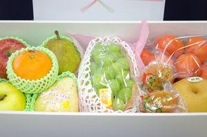 お年賀果物詰合せお取り寄せ 新春到着!お正月フルーツギフトを通販で販売。大箱