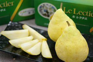 山形県産ルレクチェ通販 お歳暮レクチェ西洋梨販売取寄。約3kg 約8玉〜約12玉