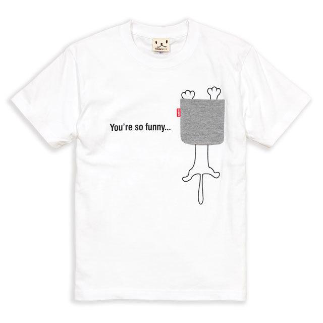 Tシャツ メンズ レディース 半袖 猫 funny cat - ホワイト ネコ ねこ 猫柄 雑貨 SCOPY スコーピー