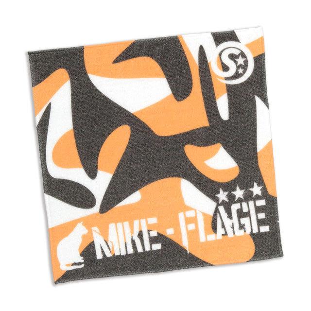 タオル 猫 MIKE-FLAGE ネコ ねこ 猫柄 雑貨 - ミニタオル SCOPY スコーピー