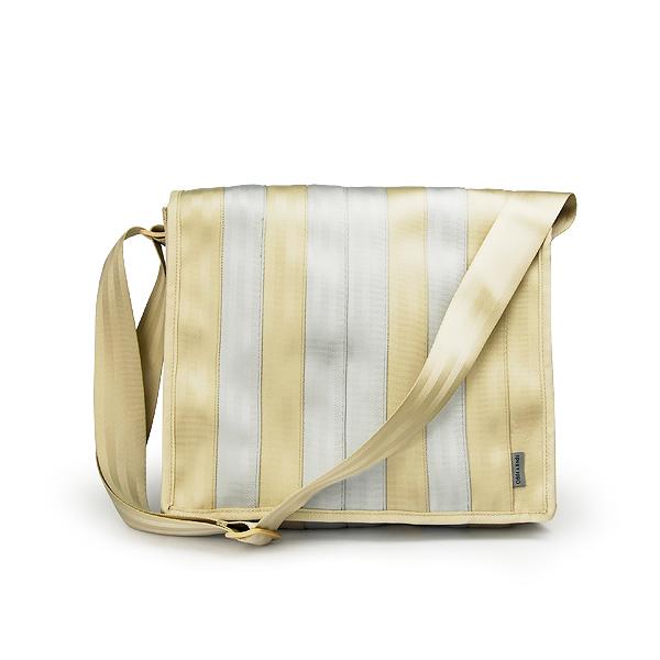 model #1606 Stripe Messenger / ストライプメッセンジャーバッグ