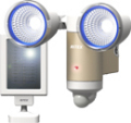 【Solar】3W×2 LED Solar Sensor Light(S-65L)