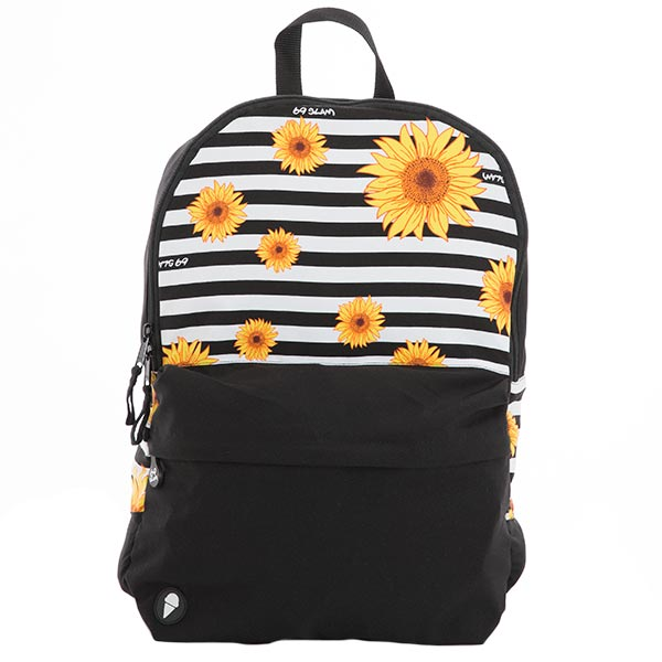 リュック 【ABBFWL-AT】 BACK PACK FLOWER LINES