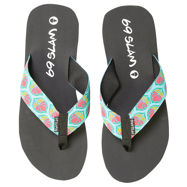 メンズ ビーチサンダル 【ARSVLC-AT】 PRINTED SANDAL VOLCANO