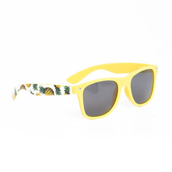SUNGLASSES トイサングラス【ASUPPW-AT】PINEAPLES WHITE