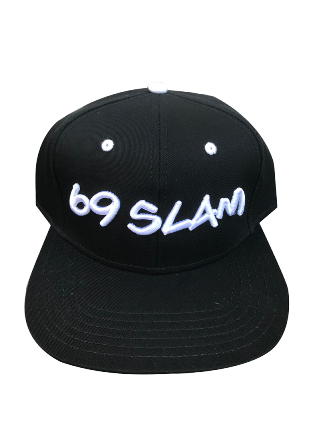 キャップ 【CAPJLO-BW】 69SLAM EMBROIDED