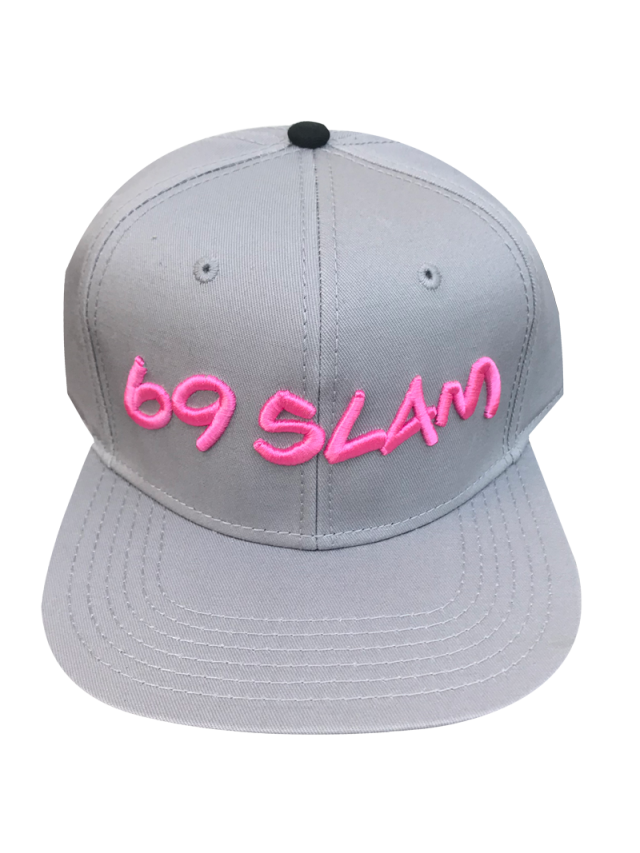 キャップ 【CAPJLO-GP】 69SLAM EMBROIDED