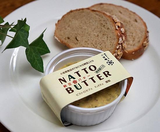 納豆バター