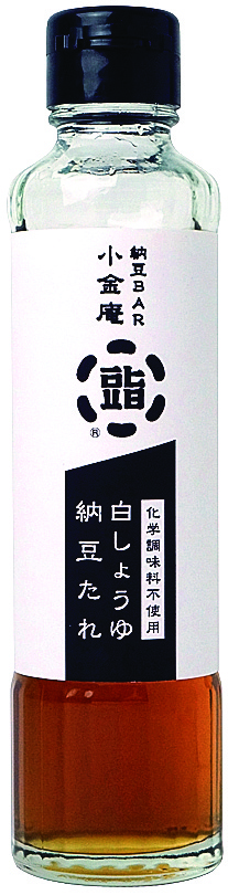 化学調味料不使用白しょうゆ納豆たれ