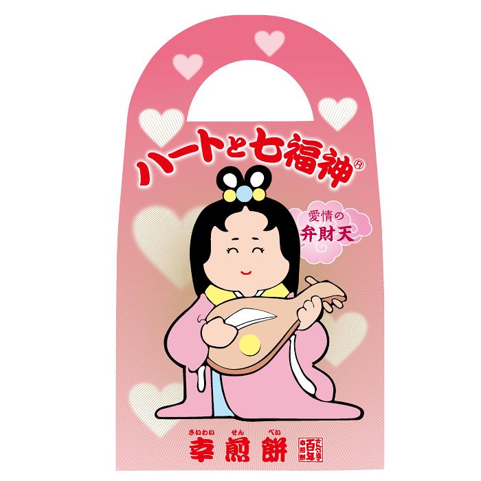 HS-4 ハートと七福神 弁財天