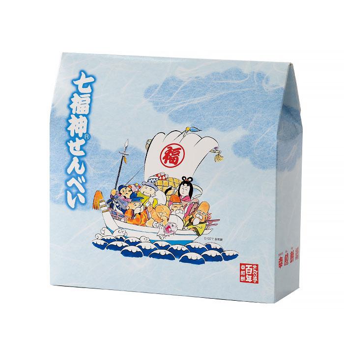 BC-2 七福神せんべい 海の幸あおさ