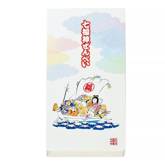 BC-5 七福神せんべい