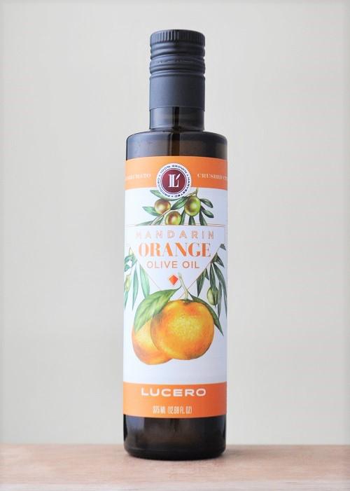 ルセロ マンダリン・オレンジ オリーブオイル Agrumato 375ml