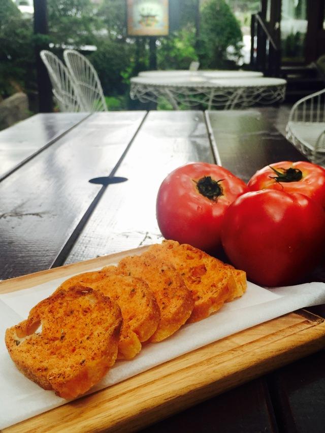トマトラスク