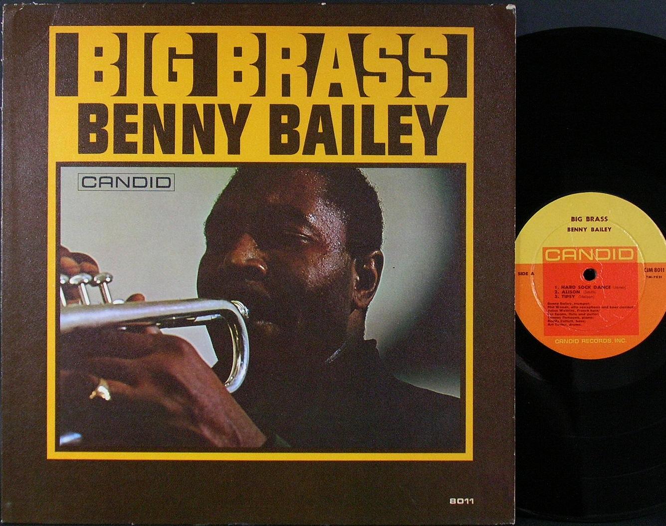 Benny Bailey ベニー・ベイリー / Big Brass ビッグ・ブラス