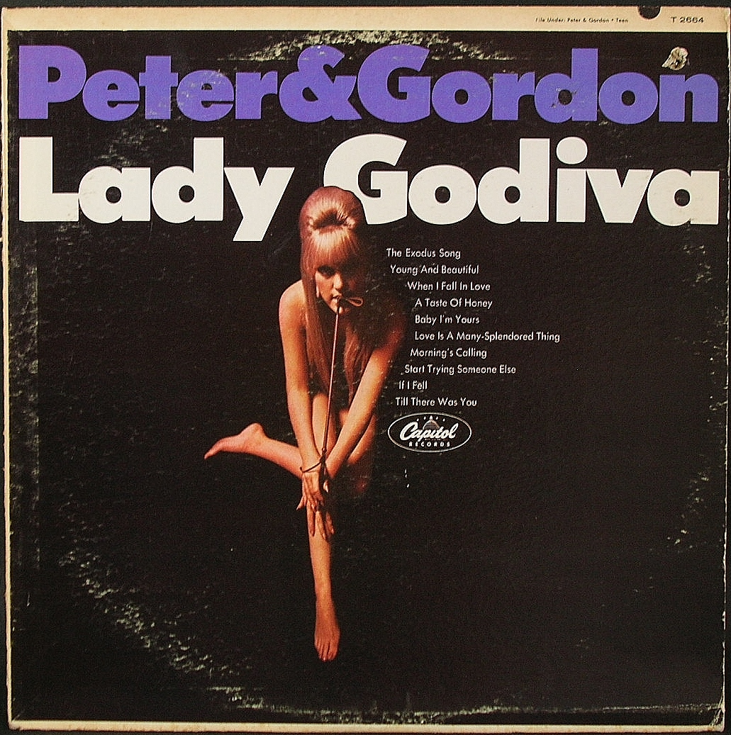 Peter & Gordon ピーター&ゴードン / Lady Godiva レディ・ゴダイバ