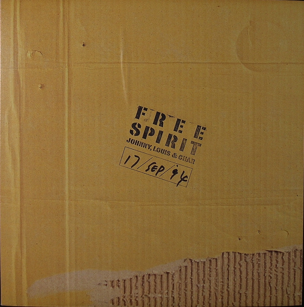 Johnny, Louis & Char ジョニー・ルイス&チャー / FREE SPIRIT 1994 フリー・スピリット1994