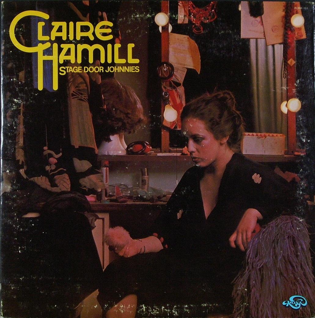 Claire Hamill クレア・ハミル / Stage Door Johnnies ステージ・ドア・ジョニーズ