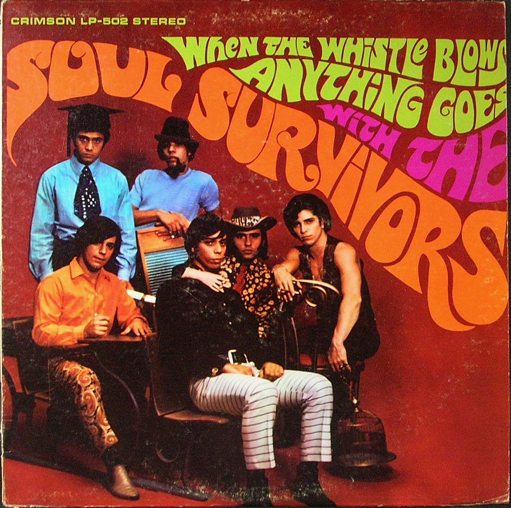 Soul Survivors ソウル・サヴァイバーズ / When The Whistle Blows Anything Goes