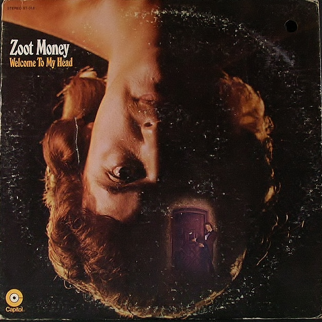 Zoot Money ズート・マネー / Welcome To My Head